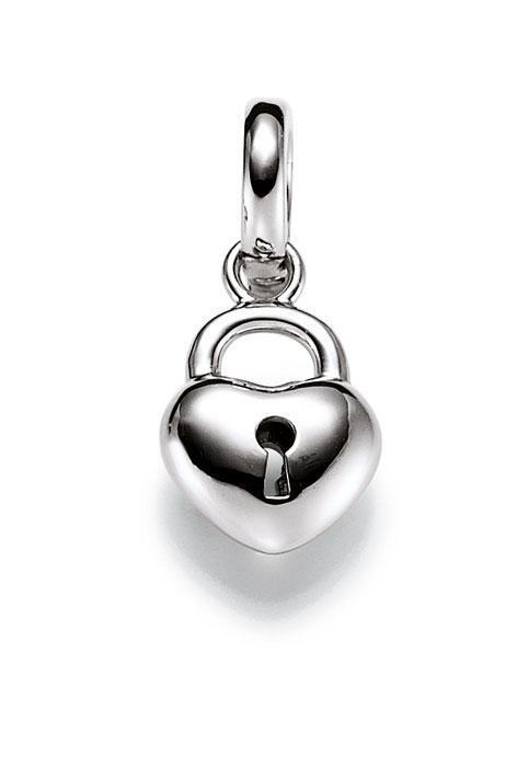Viventy Charms clip ciondolo ciondolo ciondolo cuore 760472 argentoO 925 a54e34