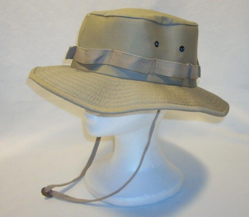 Khaki Khaki Khaki Jungle Hat - Rothco 5557 BOONIE HATS FISHING SUN HUNTING HATS S M L XL 2X 58e778