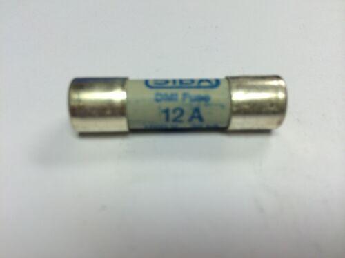 SIBA 50 199 06 10 x 38 mm une dmi fusible-choisissez votre évaluation-type gr 1000V 5019906