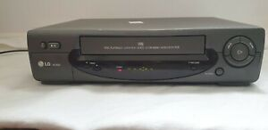 LG-AC250I-VCR-VHS-Video-Cassette-Player-Recorder-Tested