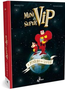 MINIVIP-amp-SUPERVIP-Bruno-Bozzetto-e-Gregory-Panaccione-Bao-publishing