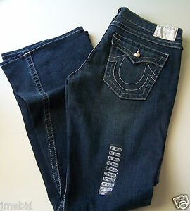 TRUE-RELIGION-FLARE-JEANS-SIZE-32