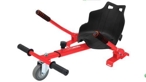 Original hoverkart convertir Hoverboard en kart rouge HK5-S