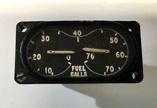 RAF AIRCRAFT FUEL GAUGE 718FG