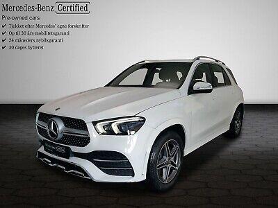 Annonce: Mercedes GLE300 d 2,0 AMG Line ... - Pris 1.084.800 kr.
