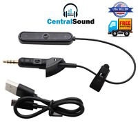 Bluetooth Wireless Receiver Adapter Cable For Quietcomfort Qc15 Bose Headphones