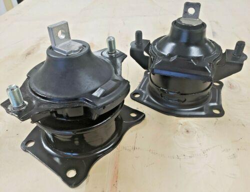 Engine Mount Front /& Rear set 2 pcs Fits Acura RL 2012-2005 3.5L Hydraulic Parts
