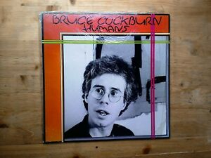 Bruce-Cockburn-Humans-Very-Good-Vinyl-Record-TN-42-amp-Inserts