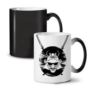 Japanese Warrior Fantasy NEW Colour Changing Tea Coffee Mug 11 oz | Wellcoda