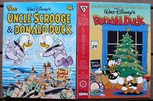 Carl Barks Uncle Scrooge & Donald Duck
