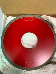 "Borazon CBN Grinding Wheel Wood Tech 10/"" x 1//8/"" x 1-1//4/"" bore Wadkin Grinder"