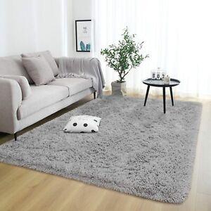 Super Soft Fluffy Area Rugs for Bedroom Living Room Shaggy Floor Carpet 5'x8'