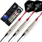 Free Shipping Cuesoul 16 Grams barrels Soft Tip Darts With Case Shafts