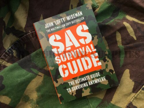 Sas Survival Guide-Nouvelle édition Lofty Wiseman Collins Gem Bushcraft Livre de Poche