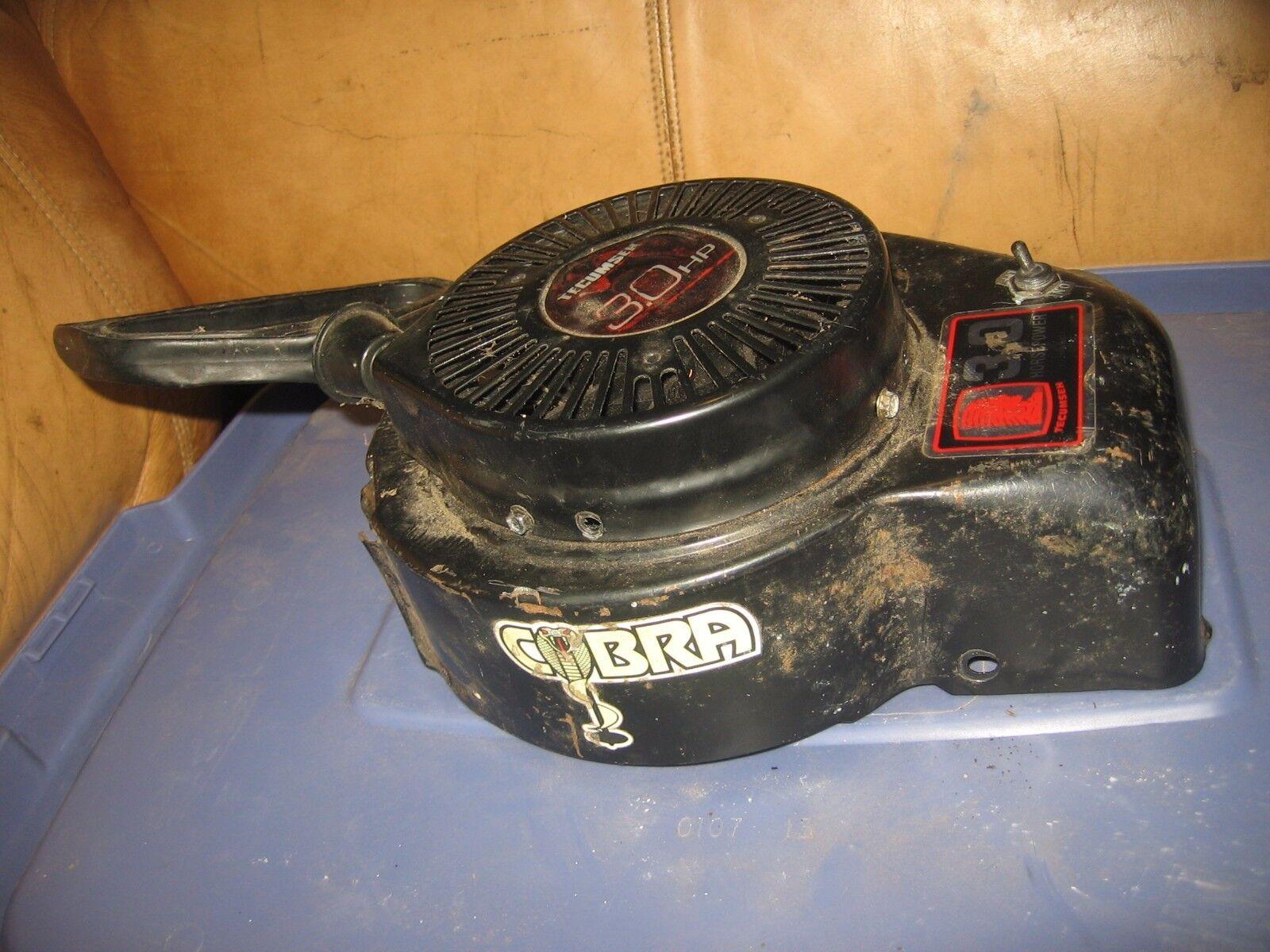 Strikemaster tecumesh Cobra 3.0 hp recoil  ice auger part