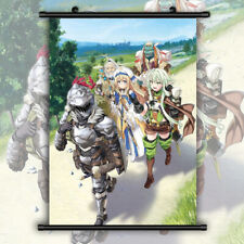 Goblin Slayer NieR Automata HD Canvas Print Wall Poster Scroll Room Decor