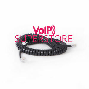 Telephone-Handset-Curly-Cord-Cable-for-Polycom-VVX410-VVX400-411-VVX300-VVX500