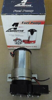 Aeromotive 11209 Ss Series Fuel Press Pump 90 Gph 7 Psi Max Press 3 8 Npt Ebay