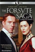 The Forsyte Saga - Complete Original Series (DVD, 2015, 4-Disc Set) Like new