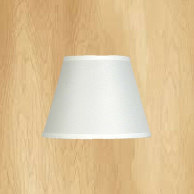 Mainstays 10 Inch Textured Accent Lamp Shade Off White Round Home Decor