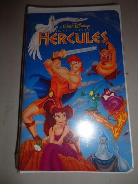 Hercules vhs walt disney masterpiece collection ebay - Hercule walt disney ...