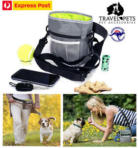 Dog-Treat-Bag-Poo-Bags-Holder-Dispenser-Pouch-Belt-Puppy-Pet-Obedience-Training