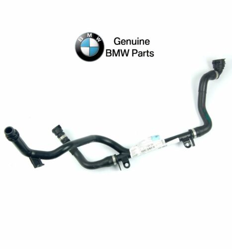 For BMW F22 F23 F30 F32 F34 F36 Water 3 Way Hose Assembly Genuine 17127604544