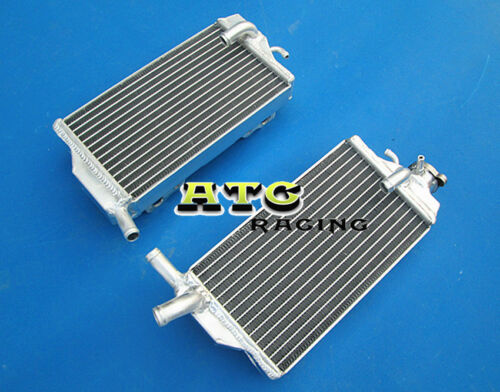 For Honda CR250 CR250R CR 250R 2002 2003 2004 Aluminum Radiator Silicone Hose