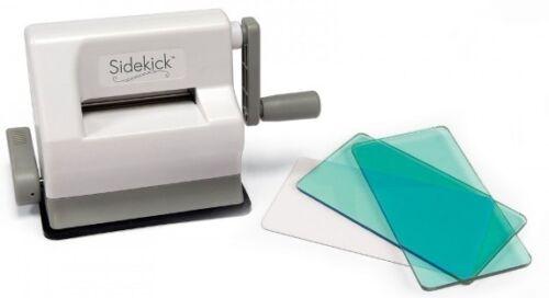 661769 Aqua Pair Sizzix Sidekick Compact Die Cutting Machine Cutting Pads