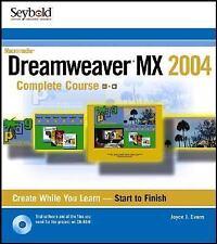 Dreamweaver MX 2004 Complete Course