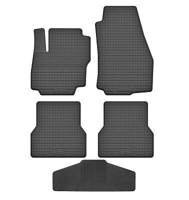 Gummimatten Fußmatten für Ford Focus Mk3 Limousine Turnier ST 2010-2018 RS