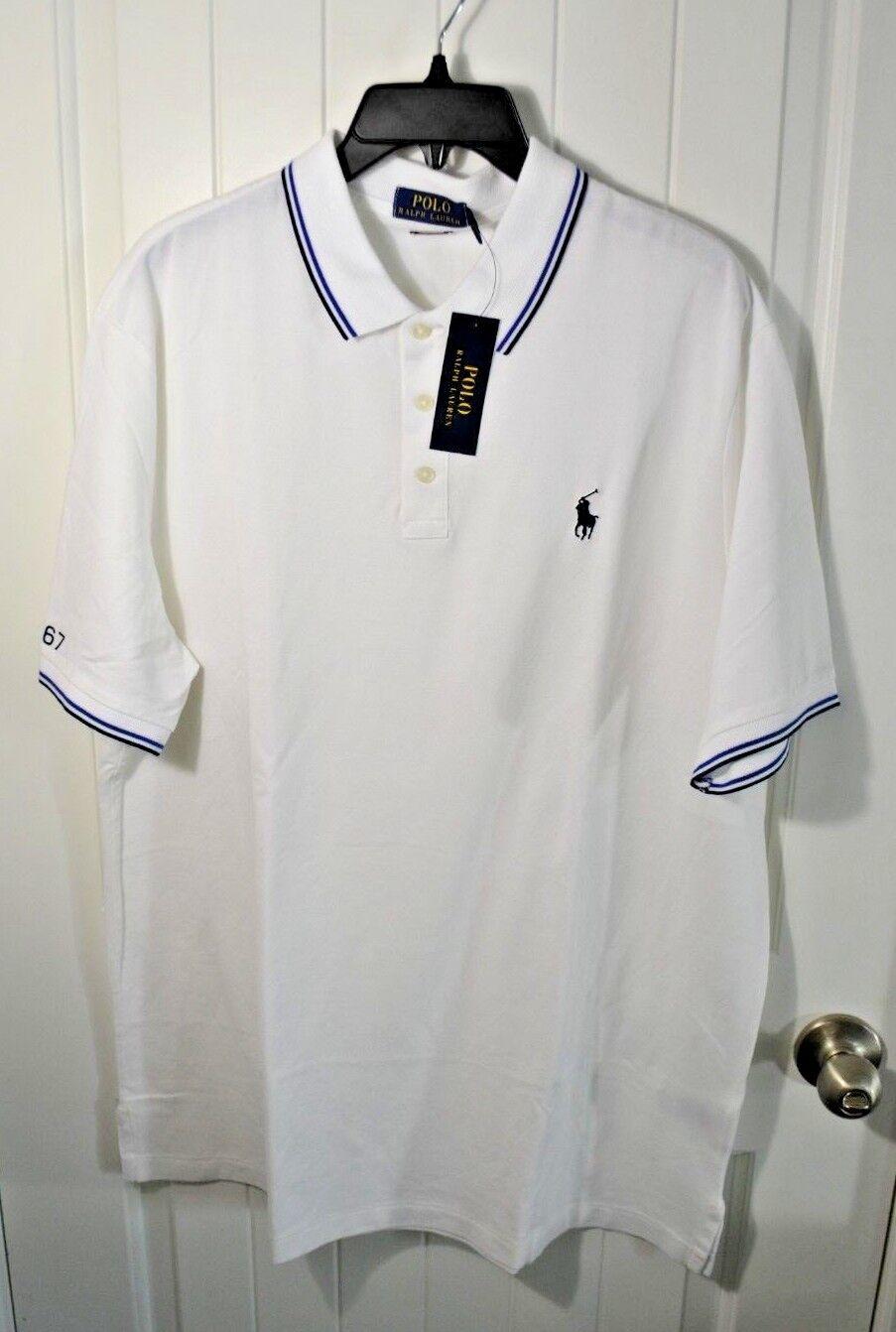 NEW Polo Ralph Lauren Uomo's Uomo's Uomo's Button Front Shirt SHORT Sleeve Oxford arancia  85 69bd25