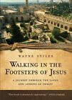 Walking in the Footsteps of Jesus: A Journey Through the Lands and Lessons of Christ by Wayne Stiles (Paperback / softback, 2009)