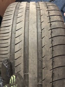 TYRE-265-35-ZR21-101Y-XL-MICHELIN-PILOT-SPORT-PS2-5MM-TESTED-x1