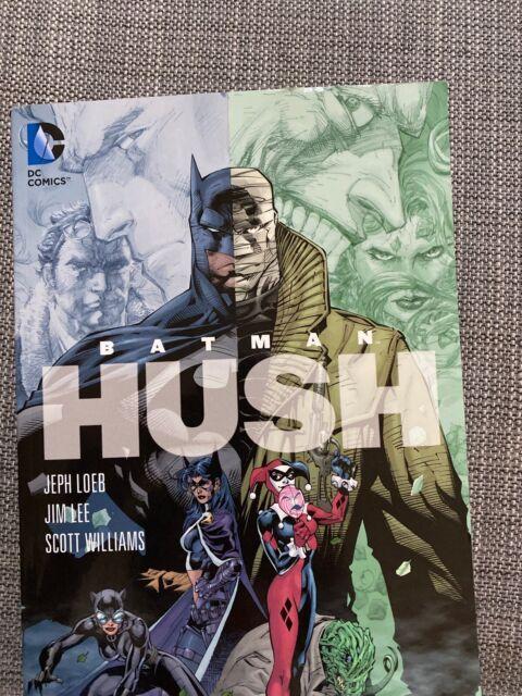 NEW - Batman: Hush by Loeb, Jeph