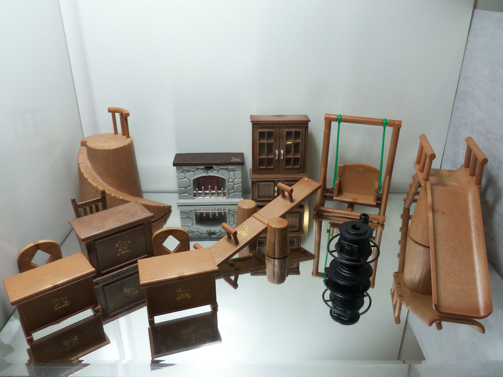 1986 Beai Maple Town storia Furniture Lot  of 14 - Play Ground Family Rm  & More  outlet online
