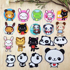Animal Cartoon Cute Kid Iron On Patch Sew Applique Craft Embroidered 1pcs WLO