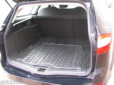 Ford Mondeo Estate Mk4 IV Complexion rubber boot load liner dog mat bumper guard