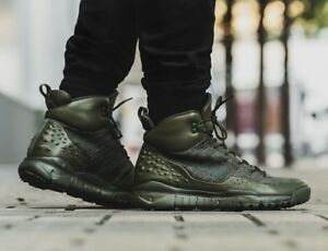 Flyknit pour kaki hommetaille 10 Nike Lupinek Eur Chaussure 300vert 45862505 BordxWeC
