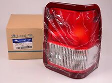 Rear Right Tail Lamp RH HR804575 Hyundai Galloper ii New NIB Light / Flat Fedex