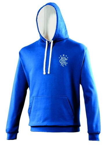 Rangers FC Teddy Bears Retro Football Club Zip Hoodie .Bluenoses Scotland Glasgow