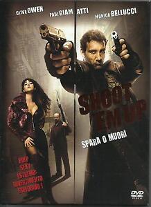 Shoot-039-em-Up-Dispara-o-Die-Lucha-2007-S-E-DVD-Digipack