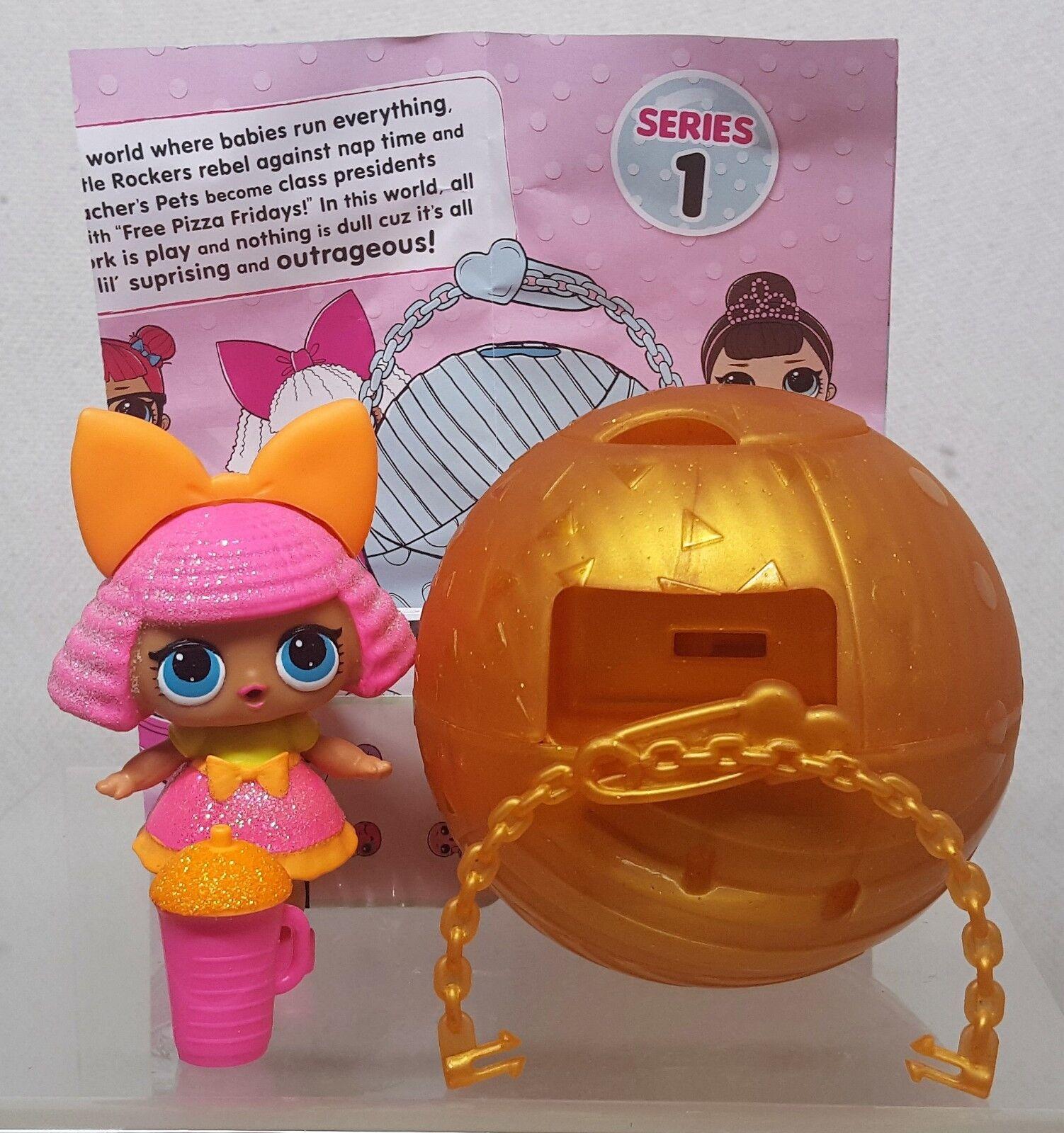 Lol Series 1 Original 2016 Release Glitter Queen Complete Doll W Accessories For Sale Online