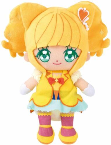 BANDAI Healin/' Good PreCure Friends Plush Doll Cure Sparkle w// Tracking NEW