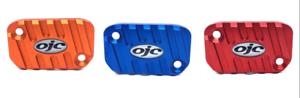 10-16 OJC Coperchio per Pompa Frizione Ergal Colorato TM EN//MX 125
