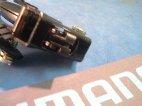 Details about  /Shimano DX Left Hand BMX Brake Lever Black NEW//NOS Vintage 1st Gen 1983