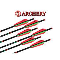 Ten Point 6 Pack Pro-v22 Crossbow Arrows Tenpoint - Six
