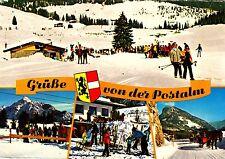 Grüße von der Postalm , Ansichtskarte , 19?? gelaufen