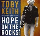 Hope on The Rocks by Toby Keith CD 602537116584