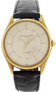 Men-039-s-Vintage-Vacheron-Constantin-18K-Yellow-Gold-Watch